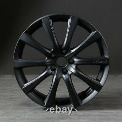 19 Pouces Jantes Brock Audi A3 8P A6 C7 VW Passat B7 Golf V 1K Jantes KBA 47150