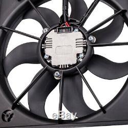 1K0121207J T Refroidisseur Ventilateur Pour AUDI A3 8P VW Golf MK5 Passat B6 NEW