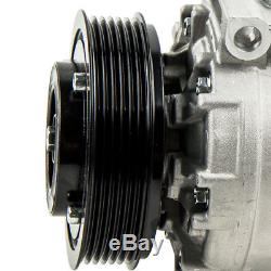 1k0820859f climat compresseur 2,0 TDI pour VW Golf 6 Passat b6 b7 Touran I