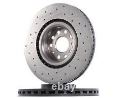 2x BREMBO Disque de frein VORNE VW GOLF V 1K1 GOLF VI 5K1 PASSAT 3C2 AUDI A3 8P1