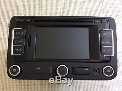 3C8035279 Poste Autoradio GPS Navigation Origine OEM Vw Golf Polo Passat Tiguan