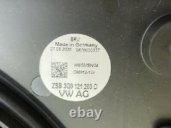 3Q0121203D Block ventilateur Vw Passat B8 Golf 7 Tiguan Audi 2016 2020 État neuf