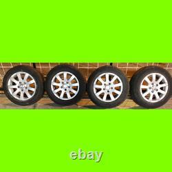 4 Roues Volkswagen Golf V Audi Passat + Pneus 195/65/15