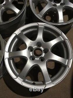 4x Audi 7,5x17 5x112 A4 A3 Skoda Yeti VW Caddy Golf 6 et 38 Anzio B7 Passat 3C