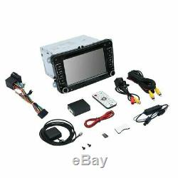 AUTORADIO 7 2Din GPS Tactile Bleutooth Lecteur DVD USB SAT WW Golf Passat Polo