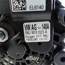 Alternateur 140A Générateur 06J903023A VW Golf 7 Passat B8 Audi A3 8V