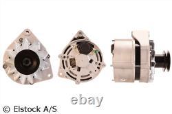 Alternateur ELSTOCK 28-0502 pour GOLF, PASSAT, SCIROCCO, 100, 80, PASSAT VARIANT