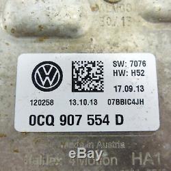 Audi A3 8V VW Golf 7 Passat B8 Commande Haldex 0CQ907554D Différentiel