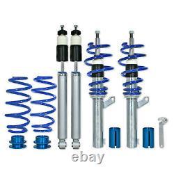 BlueLine Combinés Filetés V38 Pour VW Golf 5 Audi A3 8P Tt 8J VW Passat 3C Seat