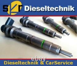 Bosch Injecteur 0445116030 Injecteur 0986435360 VW Audi Seat Skoda 2.0 Tdi