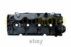 Couvercle Culasse Cache Culbuteur Seat Leon 5f Vw Golf 7 Passat 3g 1.6 2.0 Tdi