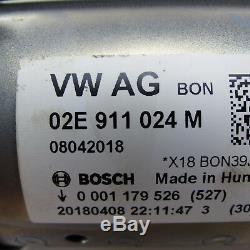 Démarreur 02E911024M VW Golf 7 VII Tiguan II Passat B8 Audi A3 8V 2,0TFI