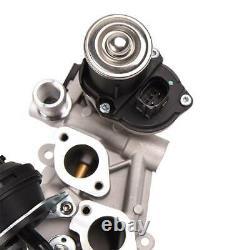 EGR Radiateur Exhaust Gas Recirculation pour Audi A3 Q3 VW Golf Passat Lmtdv