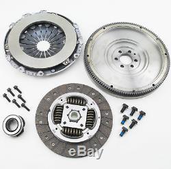 Embrayage + Volant moteur fixe rigide Audi Seat VW 1,6 Tdi & 1,9 Tdi 90 cv 105ch