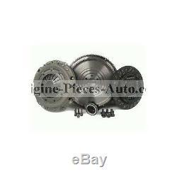Embrayage + volant moteur Vw Polo 1.9 Tdi = 038105264D 417001911