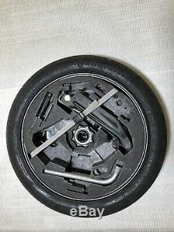 Galette roue secoure 125/70R18 Vw Golf Touran Passât Audi A3 Seat Entrax 5x112