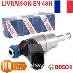 Injecteur BOSCH AUDI A3 8P1 8PA A4 B7 8ED 8EC B6 8H7 8HE A6 C6 4F5 4F2 TT 8J9