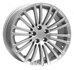 Jante neuve 18'' r32 silver style VW Golf Scirocco Eos passat audi