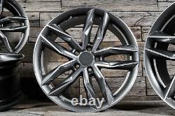 Jantes 19 Pouces RW0.2 Pour VW Golf 5 6 7 6R 7R Gti Passat B7 B8 Tiguan 5N T-Roc