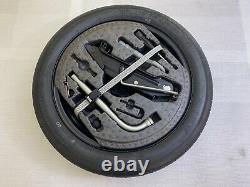 Kit complet Galette roue secoure 125/70R16 Vw Golf 5 6 7 Passat Audi A3 OEM 100%
