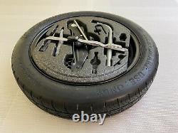 Kit complet Galette roue secoure 125/70R16 Vw Golf 5 6 7 Passat Audi A3 OEM VAG