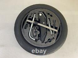 Kit complet Galette roue secoure 125/70R16 Vw Golf 6 7 Passat Touran Audi Seat