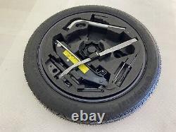 Kit complet Galette roue secoure 125/70R18 Vw Golf 5 6 7 GTI GTD Passat Audi A3