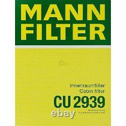 LIQUI MOLY 6L Longue Date High Tech 5W-30 Huile + Mann-Filter Pour VW Golf IV