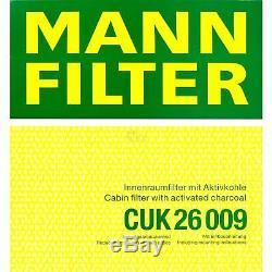 Liqui Moly 5 L 5W-30 Huile + Mann-Filter pour VW Passat Variant 3G5 Golf VII 5G1