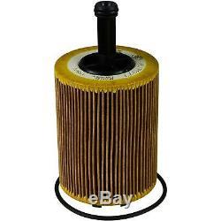 Liqui Moly 6L Longue Date High Tech 5W-30 Huile + Filtre pour VW Passat