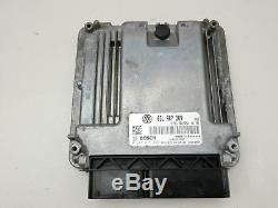 MOTEUR Appareil de commande ECU Unité de commande du moteur pour Passat 3C B6 05
