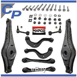 Mapco Kit Bras de Suspension Arrière VW Golf V 1k1 1K5 Golf VI 5K1 AJ5 517+ Vis