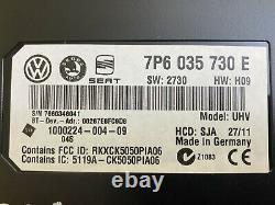 Module contrôle BLUETOOTH Interface 7P6035730E Vw Golf 6 Passat Audi A3 SeatLeon