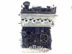 Moteur Audi VW A3 Passat Tiguan Golf EOS 2.0 TDI CBA CBAA CBAB CBAC, avec des Bu