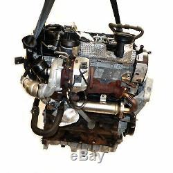 Moteur Cba 2,0TDI 170PS VW Passat 3C B6 Golf 6 Tiguan 5N Audi A3 8P Tt de Turbo