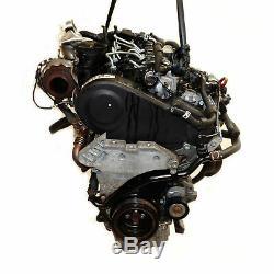Moteur Cba 2,0TDI 170PS avec Turbo VW Passat 3C B6 Golf 6 Tiguan 5N Audi A3 8P