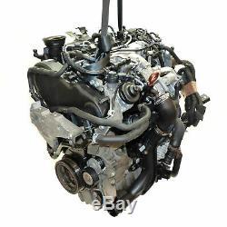 Moteur Cbab 2,0 Tdi 170PS avec Turbo VW Passat 3c B6 Golf 6 VI Tiguan 5N Audi A3