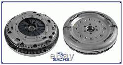 Neuf Sachs VW Caddy Golf Jetta Passat 1.6,1.9 Tdi 2003 Volant Moteur &