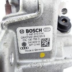 Pompe à Haute Pression 03L130755D 2,0TDI VW Golf 6 VI Passat B7 Caddy 2C 2AA