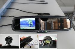 Rétroviseur+3.5 écran arrière de secours, s'adapte VW Audi, Golf, Passat, Tiguan