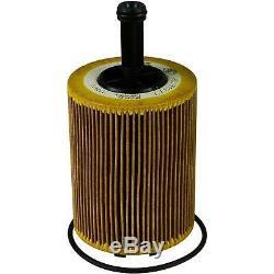 Révision Filtre Liqui Moly Huile 6L 5W-30 pour VW Golf IV 1J1 2.3 V5