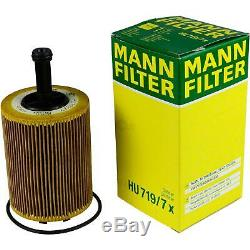 Révision Filtre Liqui Moly Huile 8L 5W-30 pour VW Passat Variant 3C5 2.0 Tdi