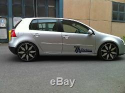Ta Technix Luftfedersatz Arrière Audi A3, Tt, Golf 5 Golf 6 Passat 3C, Touran