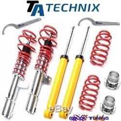 Ta-technix Premium Combinés filetés / CHSSIS GOLF 5 / Passat 3C / AUDI A3 /