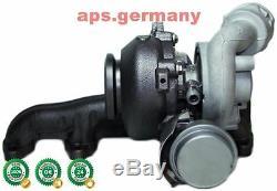 Tubrolader VW Golf V / VW Passat / Seat Altea