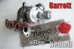 Turbo 03G253010JX VW Golf Touran Passat Audi A3 2.0 Tdi Bkd Azv Garrett