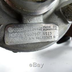 Turbo 03L253016T VW Caddy 2C 2AA Golf 6 VI Passat B7 Audi A3 8P 1,6TDI