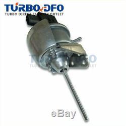 Turbo for VW Eos Golf Passat B6 Scirocco 2.0 Tiguan 140 électronique actionneur