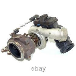 Turbocompresseur Turbo 1,4TSI 150PS Czea VW Golf 7 Passat B8 Audi A3 8V Juste