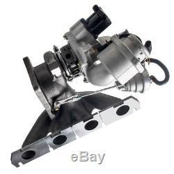 Turbocompresseur pour VW Audi a3 JETTA PASSAT EOS Golf 2.0 TFSi 06f145701dv